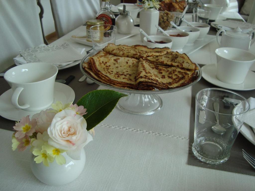 Chambre d'hôtes Cancale - Petit déjeuner